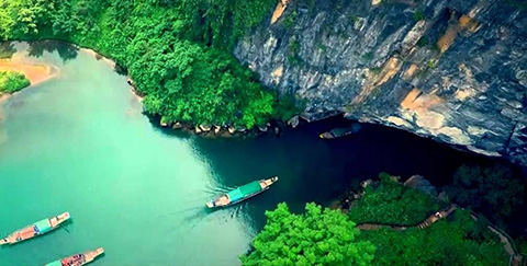 what to see in phong nha