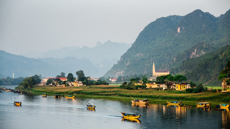 Hue to Phong Nha by car – Private Driver