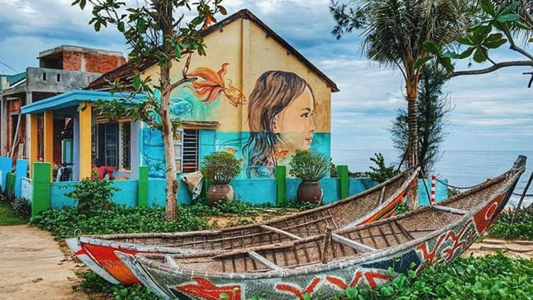 Hoi An To Tam Thanh Mural Village
