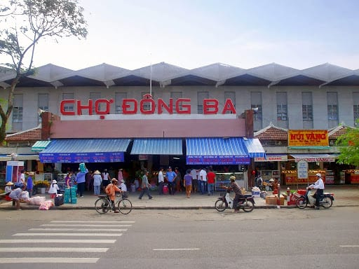 Is Hue worth visiting - Dong Ba Market
