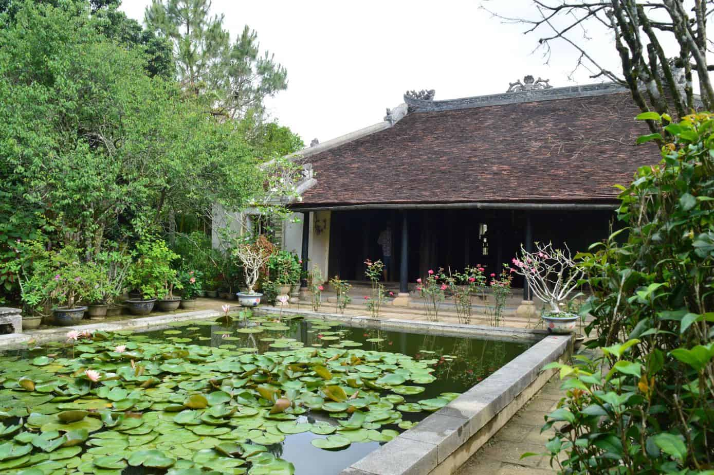 An Hien Garden House, Hue City