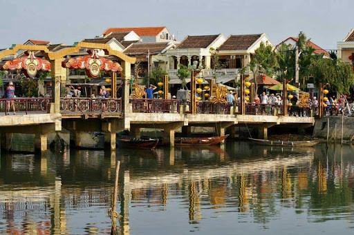 Cam Nam Island in Hoi An