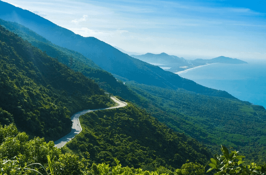Hai Van Pass- Travel From Hue to Hoi An