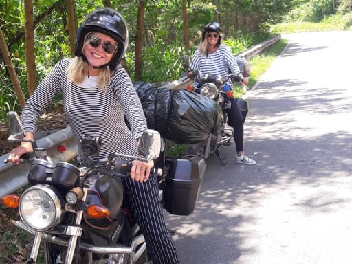 Travel From Hue to Hoi An by motorbike