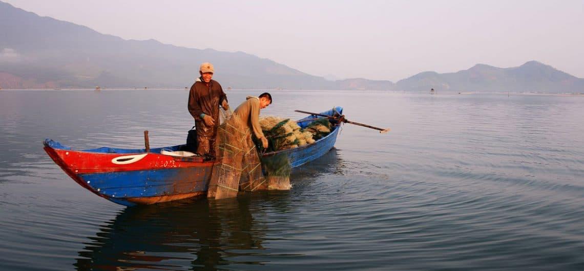 Cam Nam Island in Hoi An Vietnam