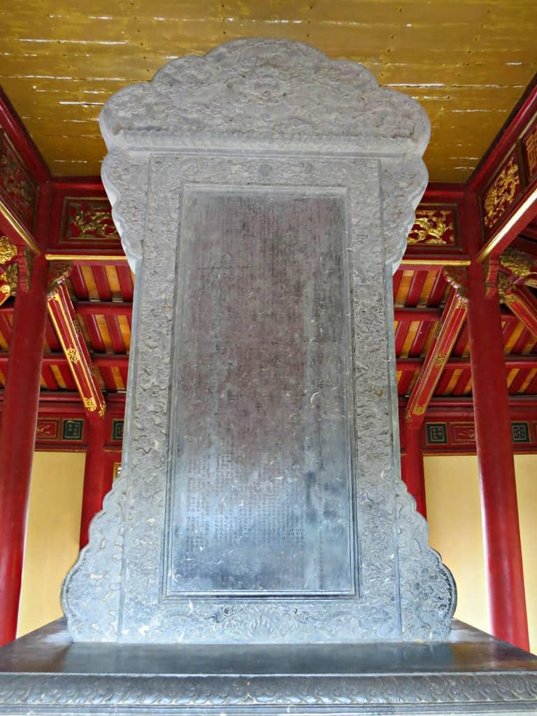 Minh Mang Tomb vietnam