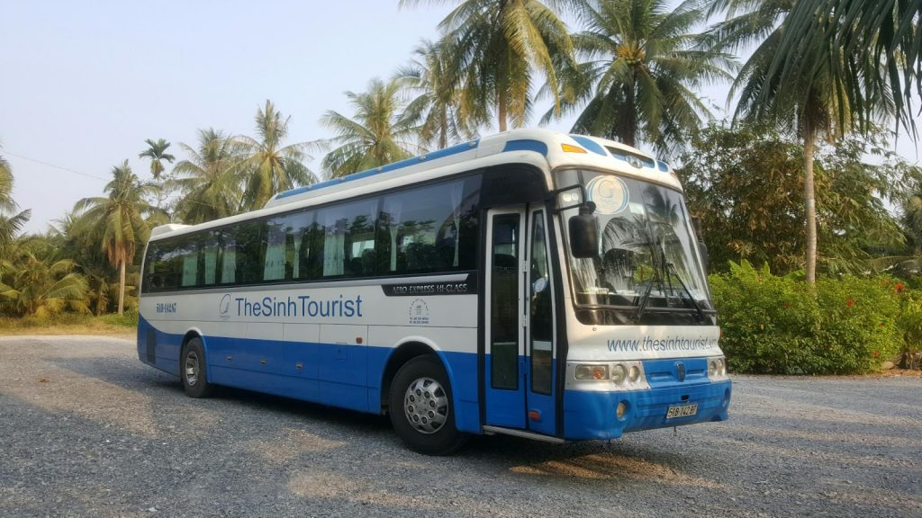 Travel From Hue To Phong Nha by bus