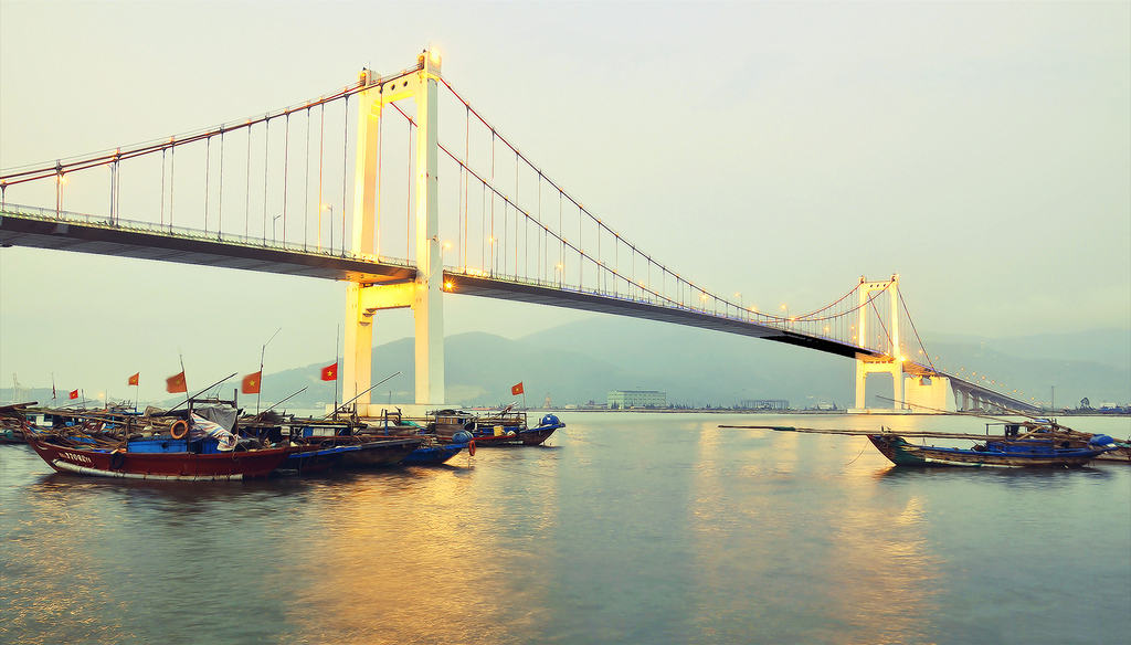 Thuan Phuoc Bridge, Da Nang City