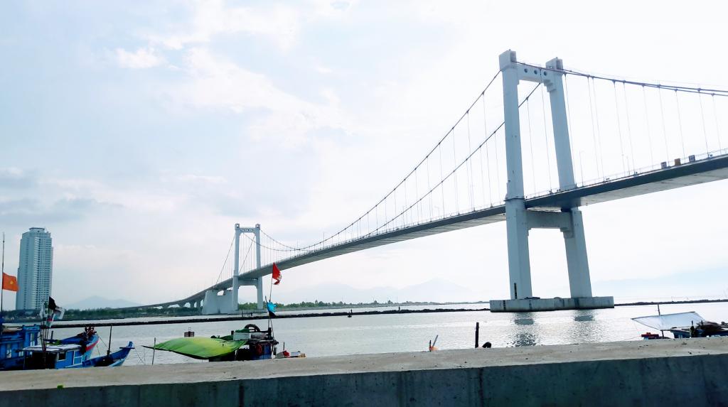 Thuan Phuoc Bridge vietnam