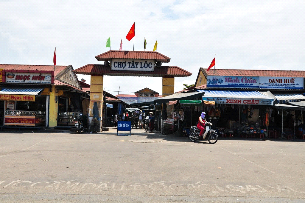 Tay loc - Top 5 Local Market in Hue City