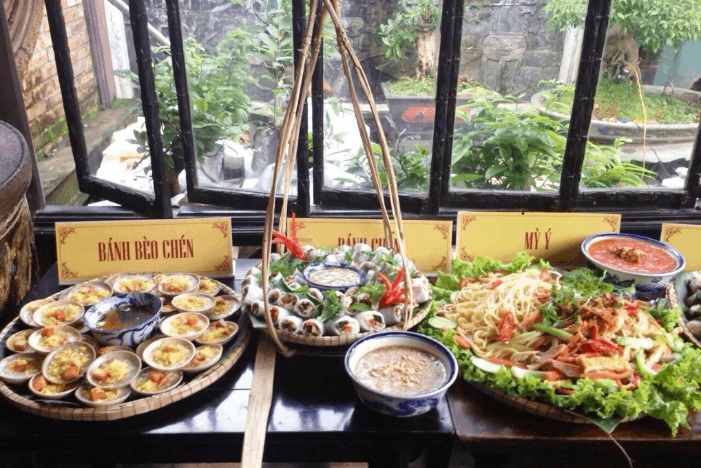 Top 5 Vegetarian Restaurants in Hue City