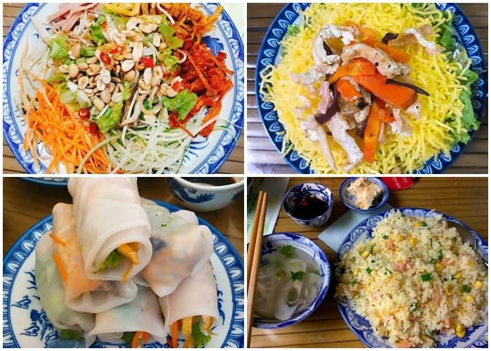 Vegetarian Restaurants in Hue Vietnam