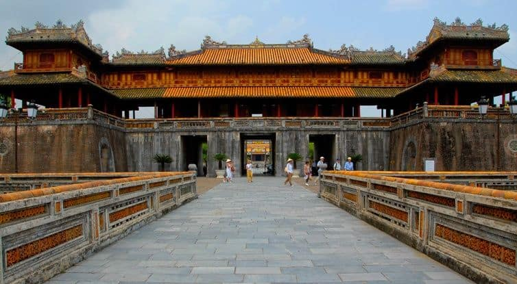 Imperial City Hue Entrance Fee in 2020