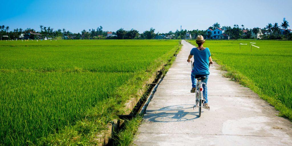 in Hoi An Vietnam