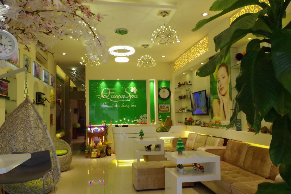 Massage Places in Da Nang
